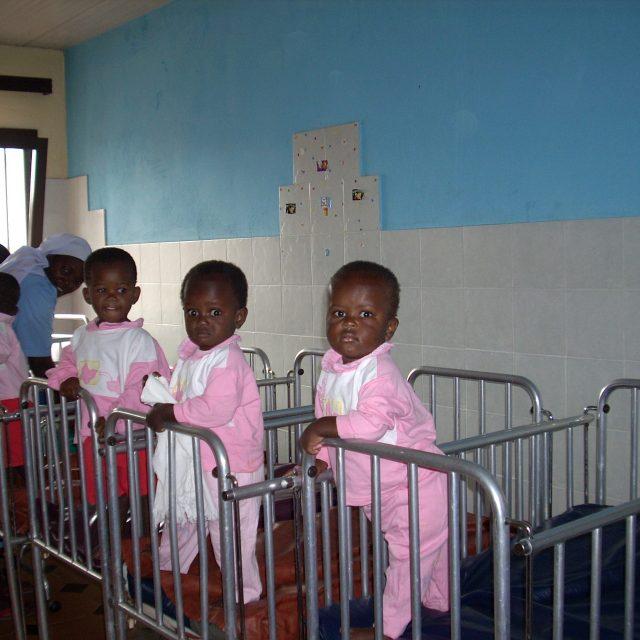Cura di bambini