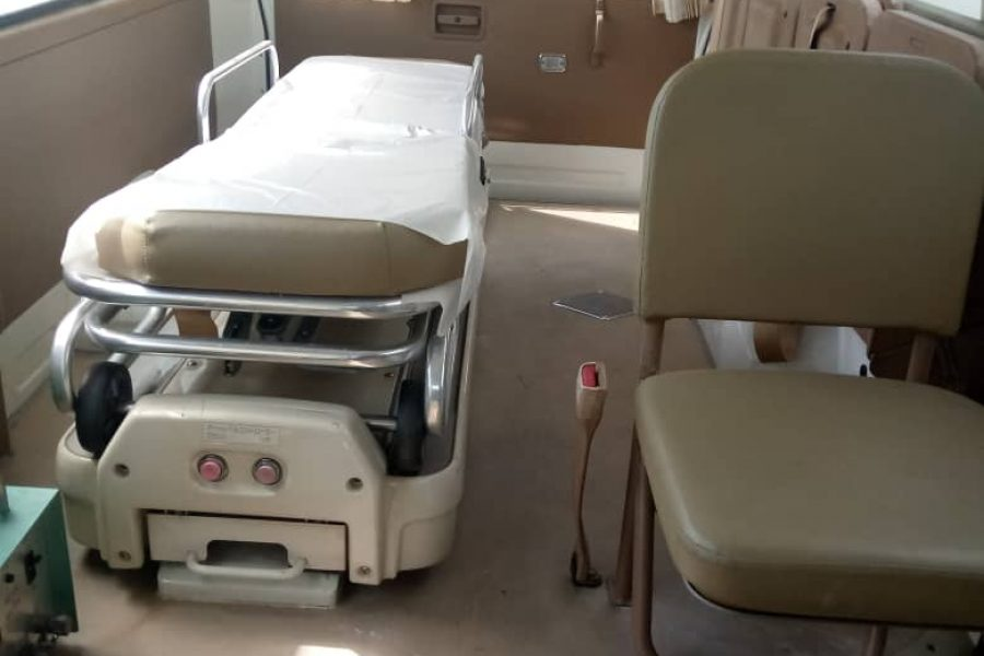 Raccolta fondi per nuova ambulanza